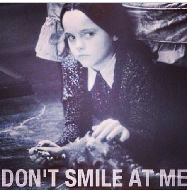 Wednesday Addams | Scriptures & quotes | Pinterest ...