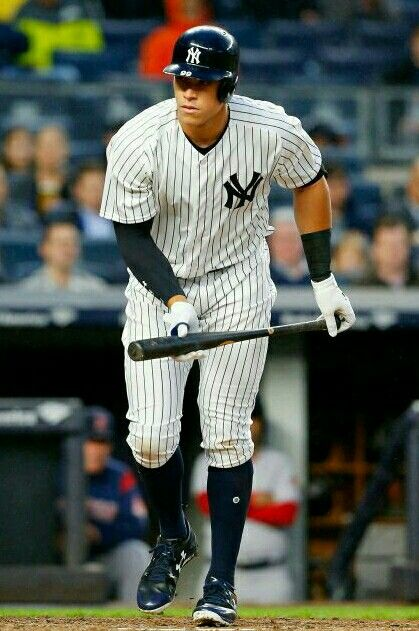 first rate 8ac11 e5b0a Aaron judge (CURRENTLY) | NY YANKEES | New york yankees ...