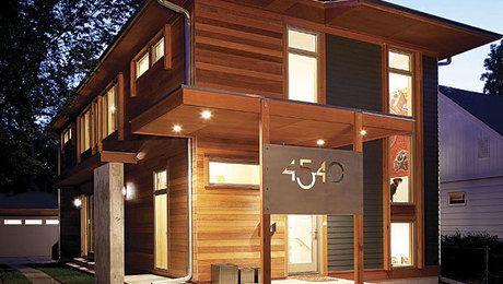 A Modern Modular At Home in Minneapolis - Fine Homebuilding ...