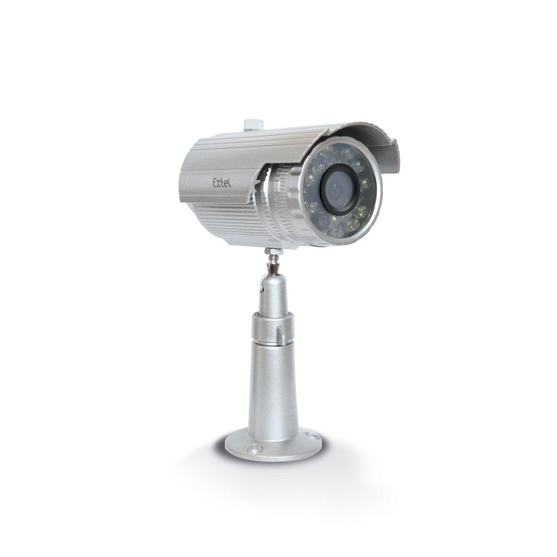 Camera De Videosurveillance Filaire Extel Step Camera Surveillance Camera Et Fixation Murale