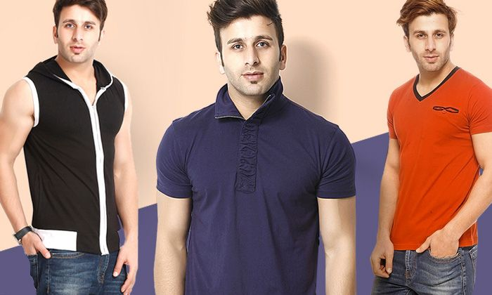 Ahmedabad Gritstones Any 3 Apparels Rs 999 From Groupon Apparel