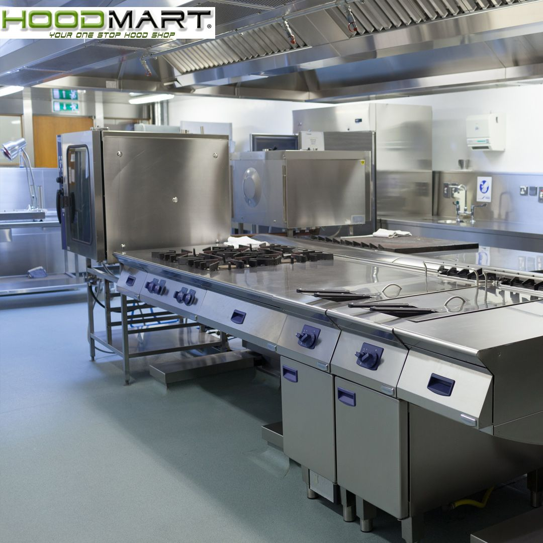 Your One Stop Restaurant Exhaust Hood Shop For High