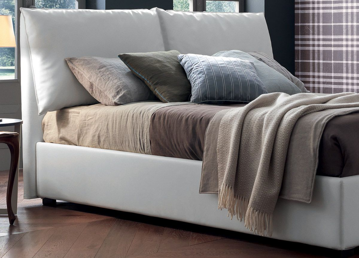 Naomi King Size Bed | Contemporary King Size Beds | SMA Mobili ...