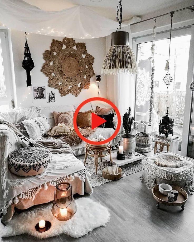 Photo of #bohemian #Decor #Enthralling # 60 Enthralling Bohemian style home decor ideas … – #bohemian