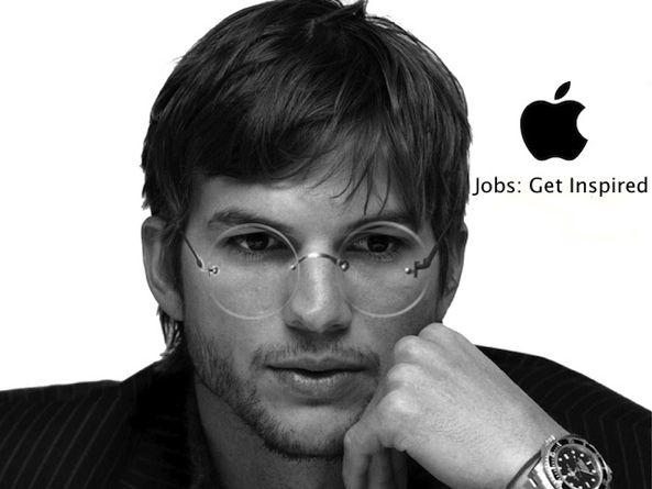 Jobs Get Inspired With Ashton Kutcher Ashton Kutcher Singer Actors
