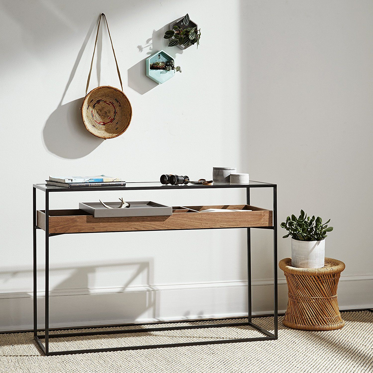 Kitchen Table King Street Amazon rivet king street industrial cabinet media console table amazon rivet king street industrial cabinet media console table with functional storage workwithnaturefo