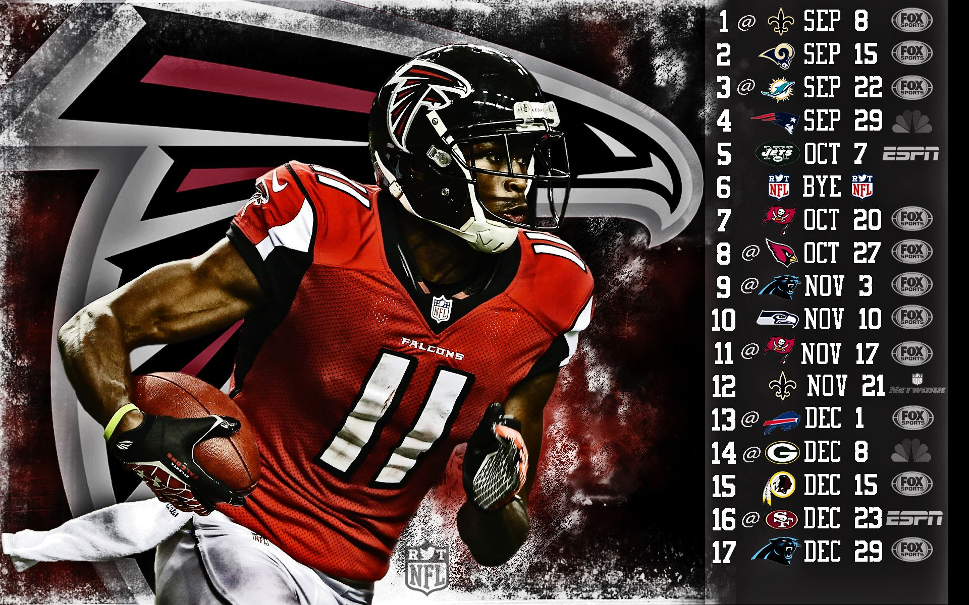 Atlanta Falcons Full Season Wallpaper Falcons Nfl High Definition Wallpapaer Atlanta Falcons Wallpaper Atlanta Falcons Falcons Football