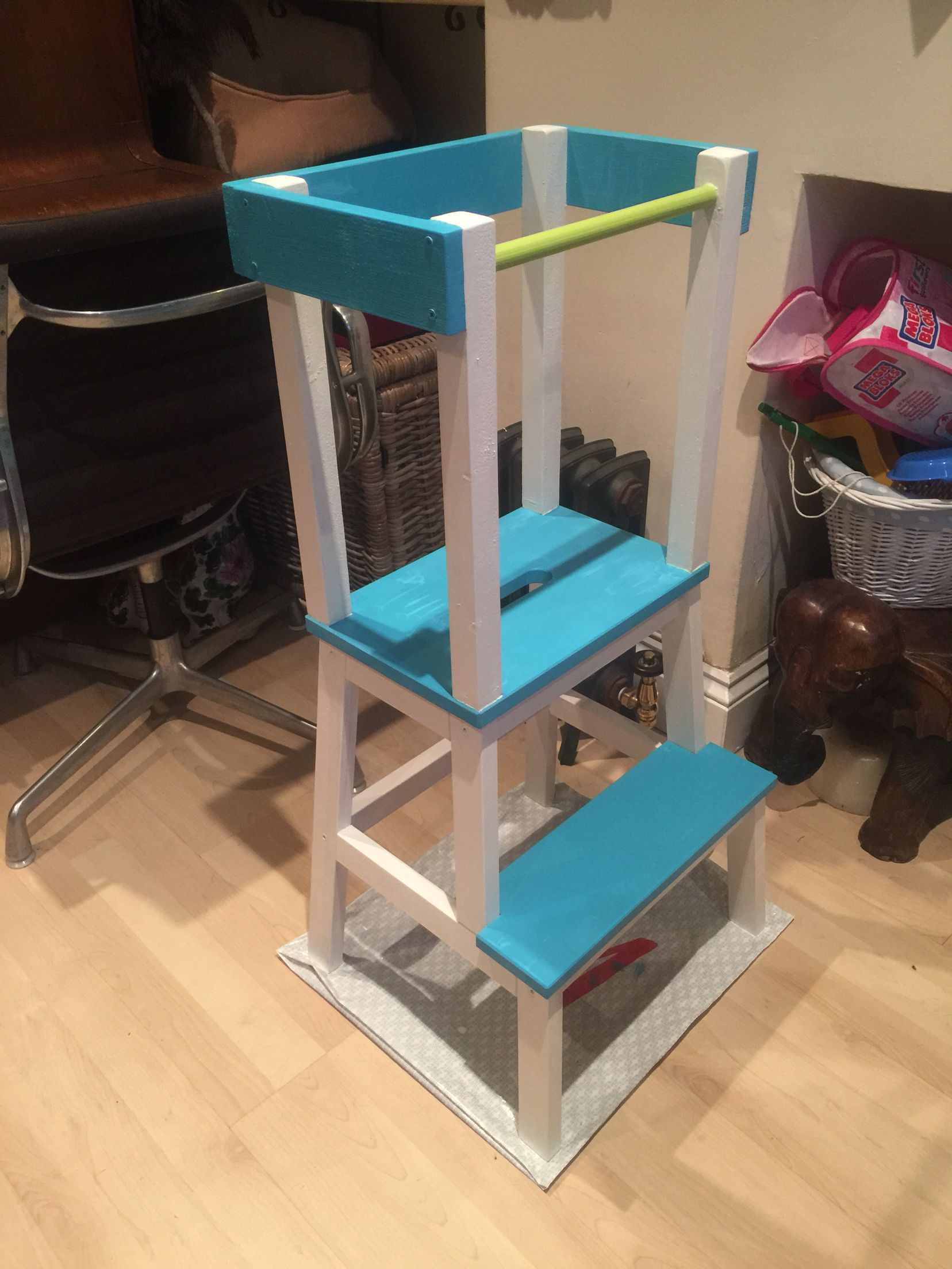 Ikea Hocker Kind Küche Learning Tower Ikea Hack Für Kinder