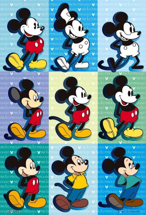 【楽天市場】ディズニー ミッキーマウス ディズニー ジグソーパズルプチ204ピース 歴代ミッキーマウス パズル+フレームセット 98,600( 通販  販売 ) t100: