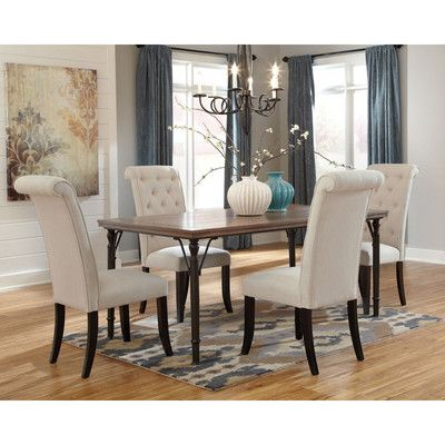 Signature Design by Ashley Nadine Dining Table | Products ... on montana home furniture, parker home furniture, kingston home furniture, jordan home furniture,