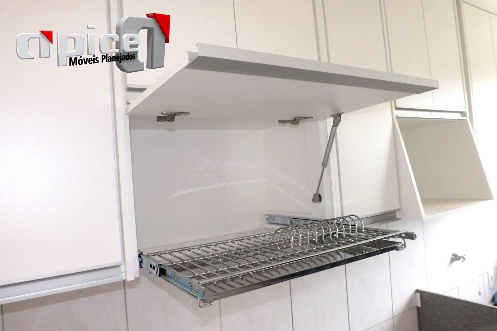 Armario Embutido Pia Cozinha : Escorredor embutido prefer?ncia embaixo da pia cozinha