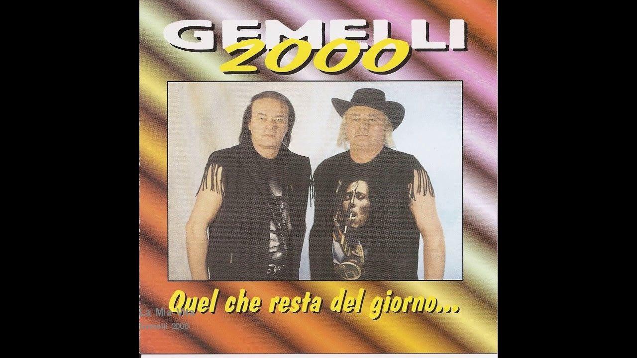 Gemelli 2000 - La Mia Vita (cover Albano)