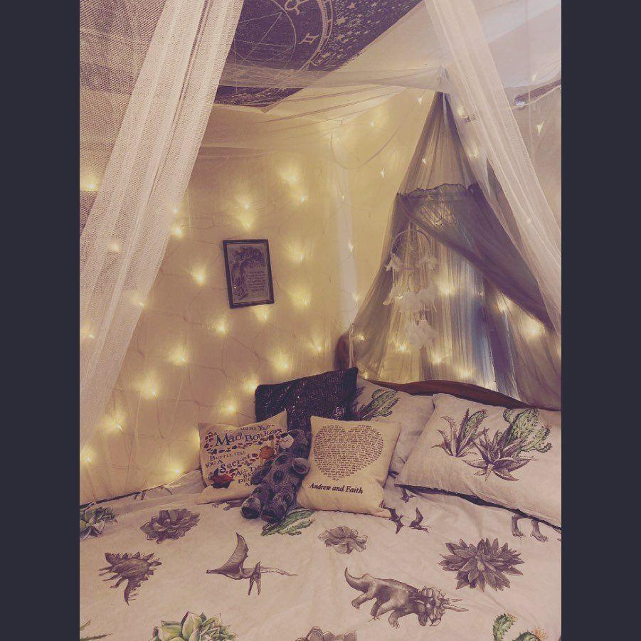 My bedroom is pretty cute