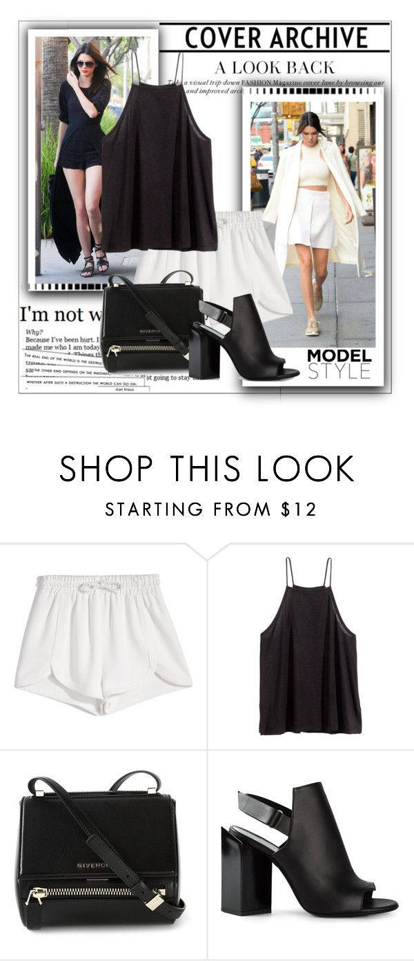 """""""Untitled #39"""" by toochanel4you ❤ liked on Polyvore featuring Francesco Scognamiglio, H&M, Givenchy, Pierre Hardy and Once Upon a Time"""