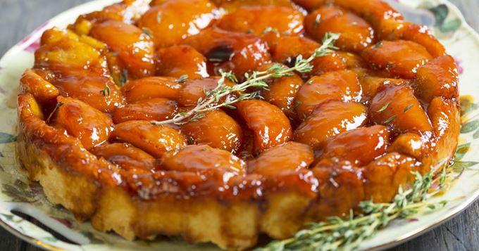 Tarte tatin aux cèpes et aux noix #saladeautomne 15 plats d'automne originaux et épatants | Cuisine AZ #saladeautomne