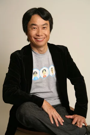 Mario Creator Shigeru Miyamoto Selected For Honorary Citizen Of Nantan City Kyoto Interest Anime News Shigeru Miyamoto Mario Space Pirate Captain Harlock