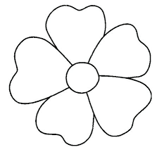 Resultado De Imagen Para Flores Para Colorear E Imprimir