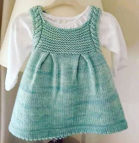 Pin von anne midwood auf Baby knitted/crotched dresses | Pinterest ...