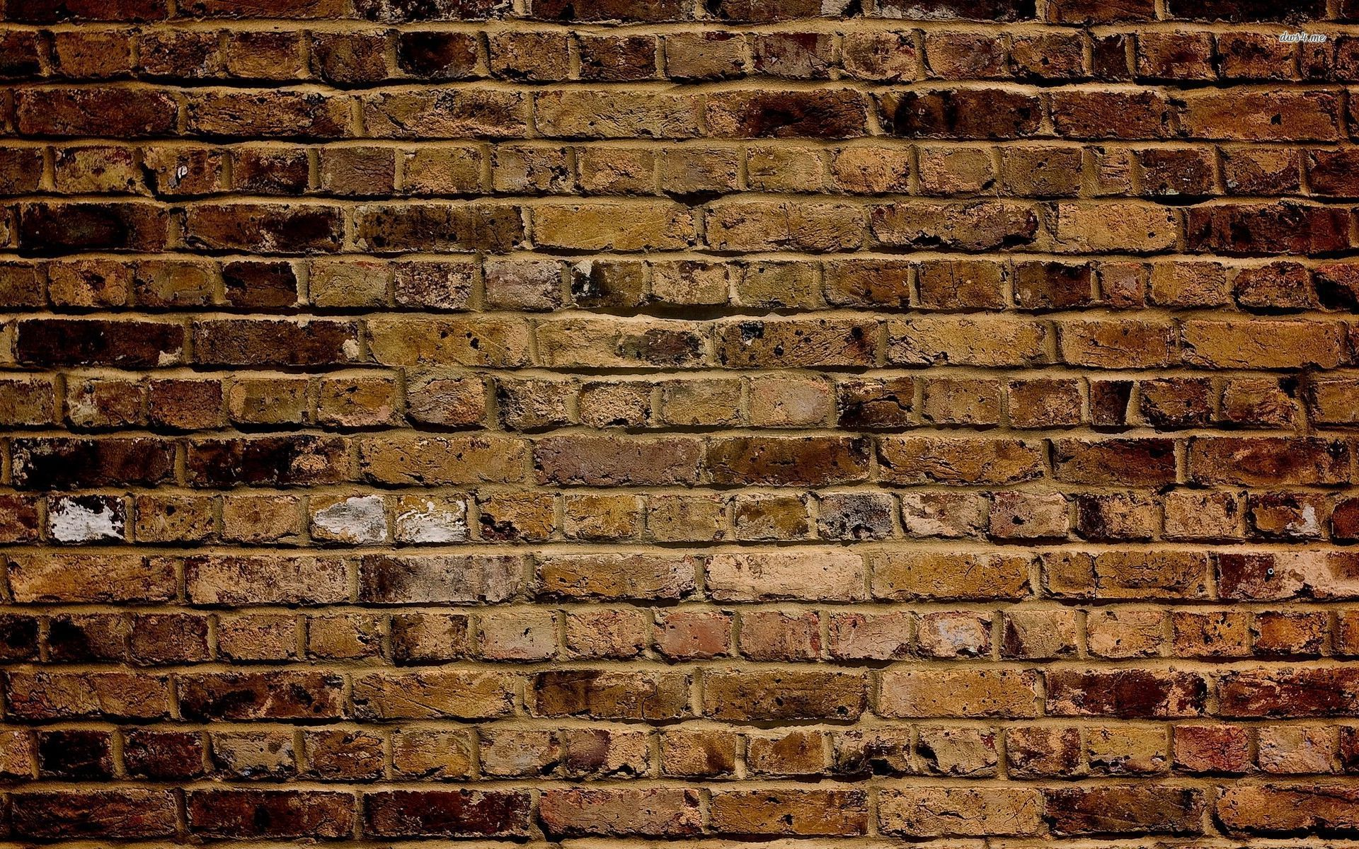 Pin by Michelle on fireplace wall Brick wall wallpaper