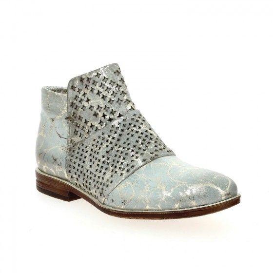#Bessec Boots Femmes #MJUS STAR Argent à 135€ à retrouver sur www.
