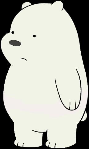Polar se siente caca   lindo   Pinterest   Osos, Imágenes graciosas ...