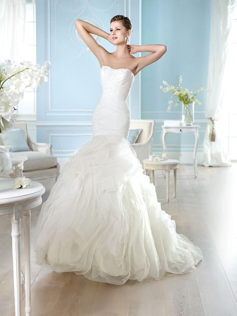 Свадебные платья San Patrick и аксессуары по оптовым ценам ...