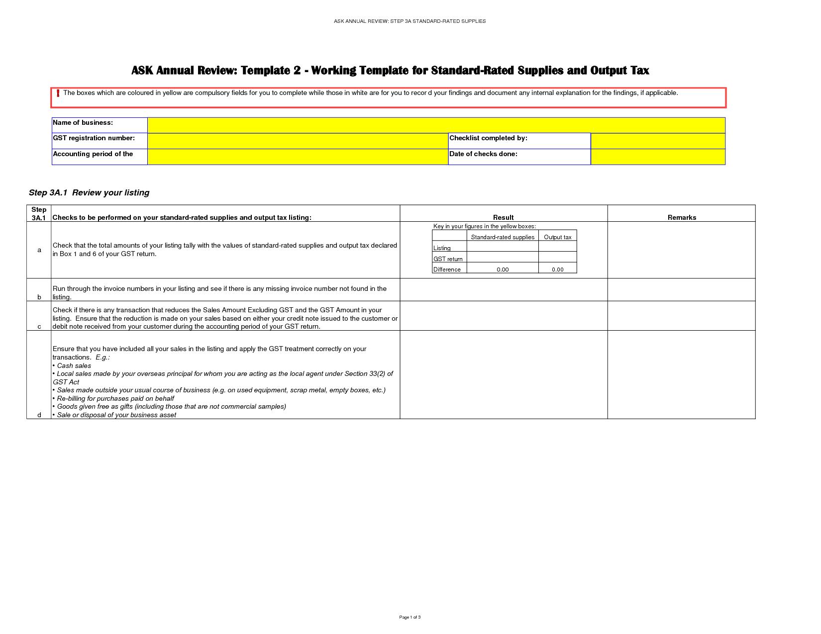 doc.#7441189: invoice with gst template – australian gst invoice, Invoice templates