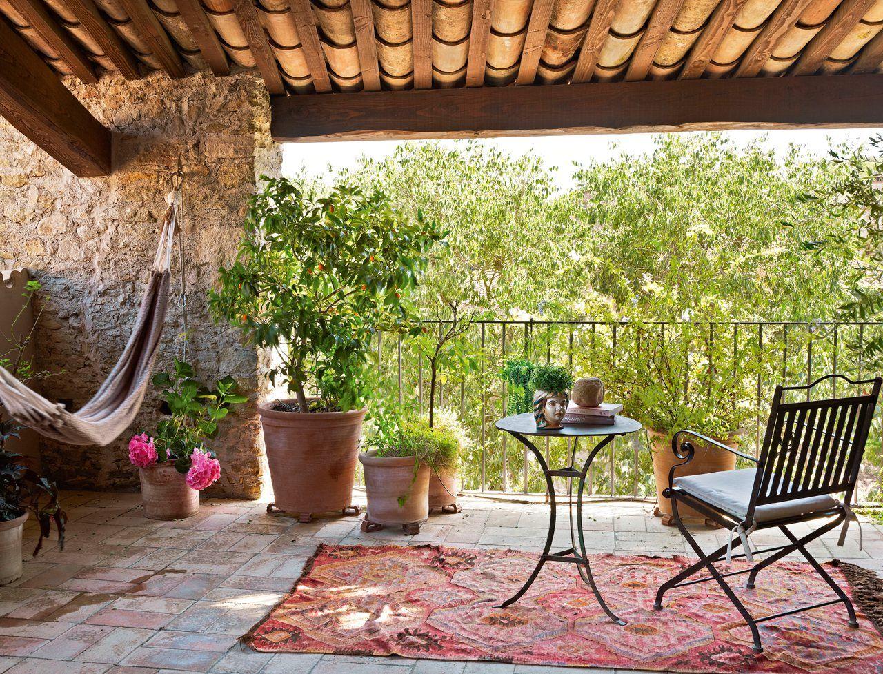 10 exteriores peque os bien aprovechados On patios exteriores pequenos