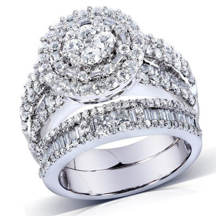 Engagement Rings Kmart The Popular Participation Ring Of This Modern Era Had Its Cheap Wedding Rings Sets Beautiful Wedding Ring Sets Types Of Wedding Rings