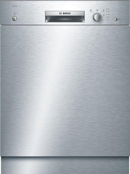Bosch Smu24as00e Silence Dishwasher 23 5 8in Base Unit Stainless Steel Bosch Dishwashers Appliances Online Bosch