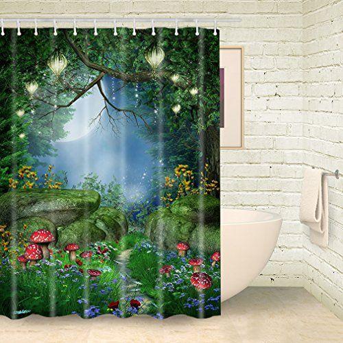 Foog Fantasy Shower Curtain Tree of Life Garden Floral Mu... https://www.amazon.com/dp/B01N4DUVMR/ref=cm_sw_r_pi_dp_x_4rswybDG4GJWE