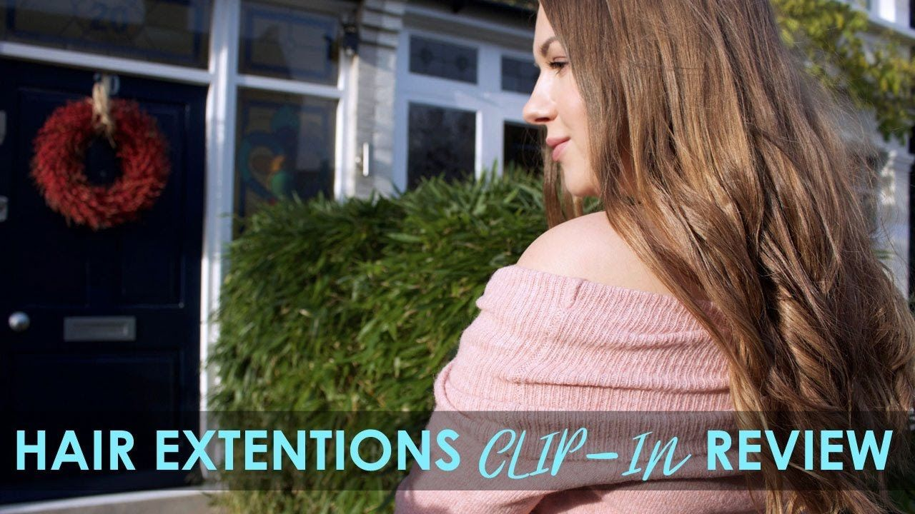 Glam Seamless Review Invisi Clip In Hair Extensions Yukova