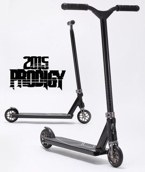 2015 ENVY Prodigy Complete Pro Scooter - Black