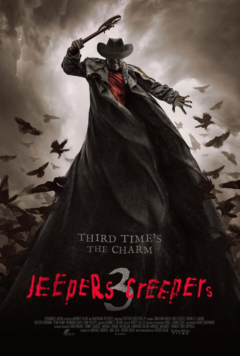 The Official Trailer For Jeepers Creepers 3 Will Make Your Skin