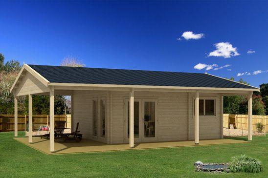 Das Ferienhaus Blue Nile von Lasita Maja bietet einen