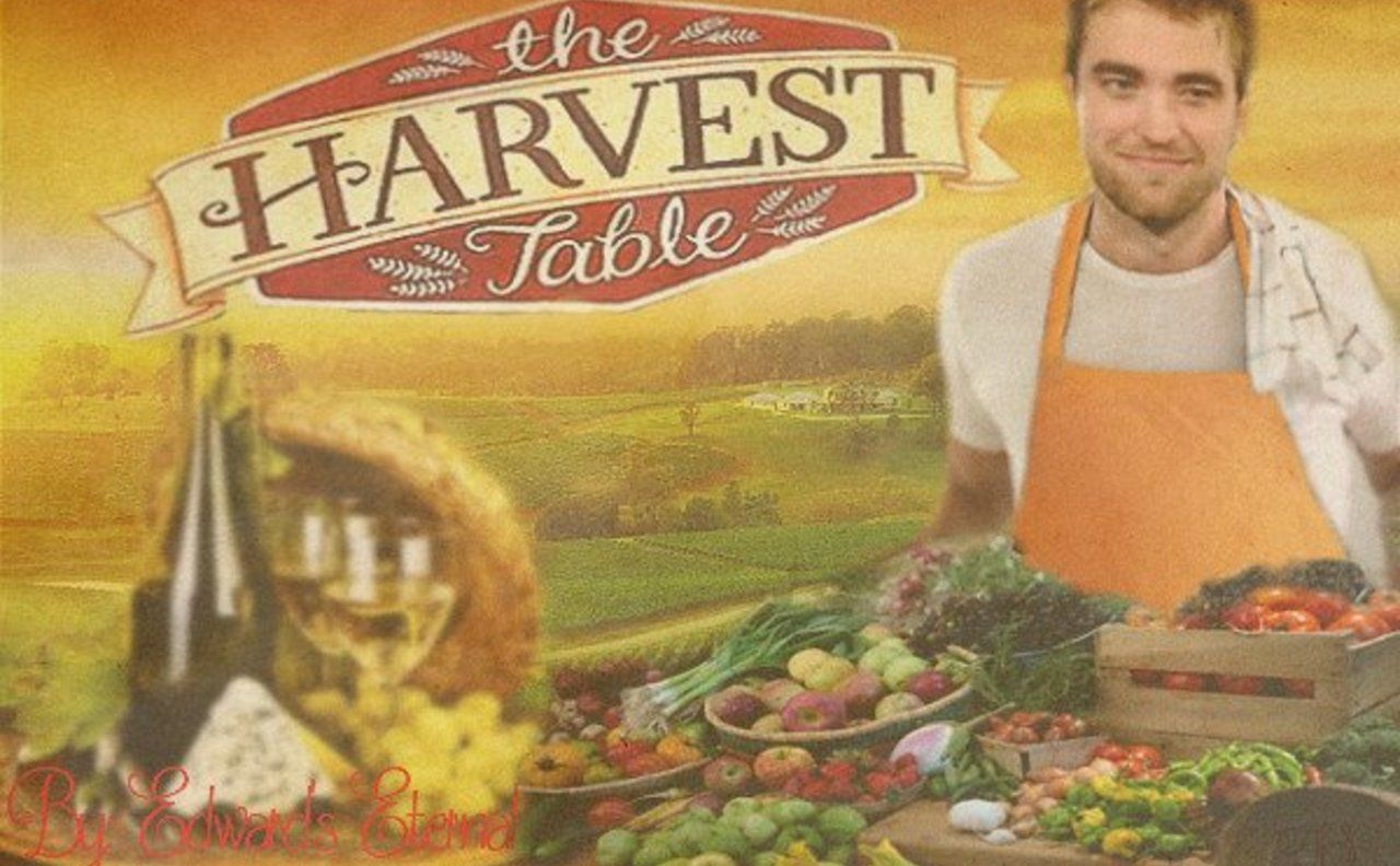 Harvest Table By Edward S Eternal Loving This Wip