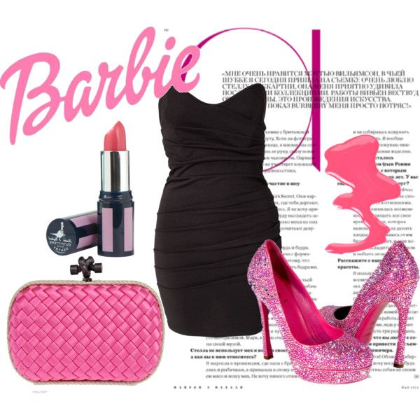 Barbie Girl Outfit - Polyvore
