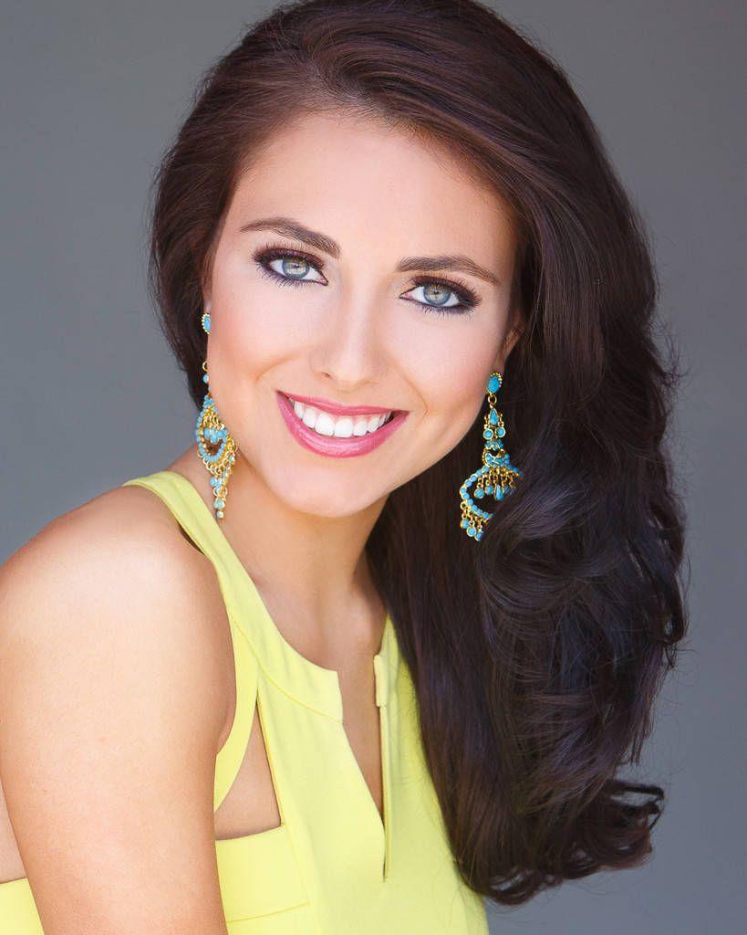 Miss Missouri from Miss America 2016: Meet the Contestants!  McKensie Garber