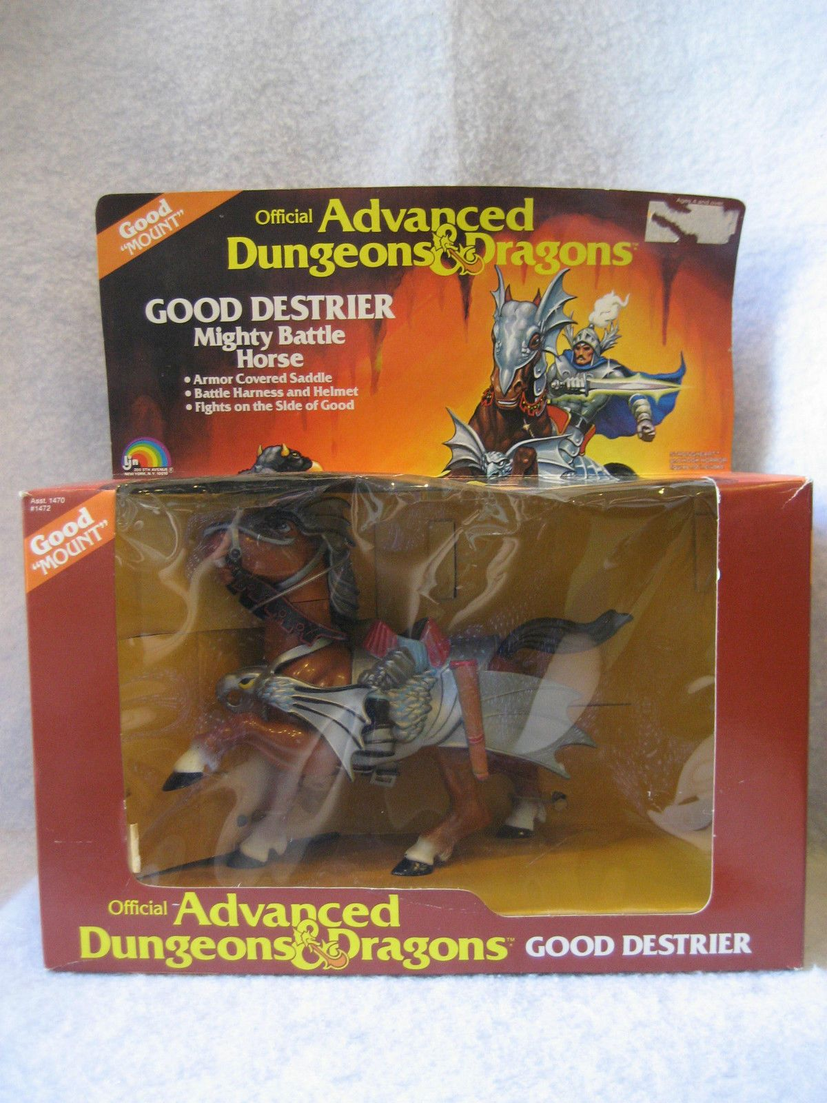 Vtg Advanced Dungeons /& Dragons 1980s Action Figures /& Accessories LJN