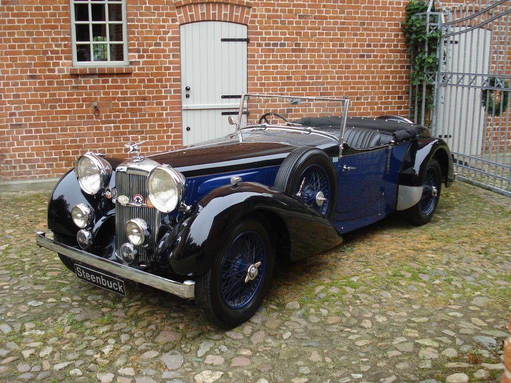 1939 Alvis Speed 25 | British Cars | Pinterest | Cars, Classic ...