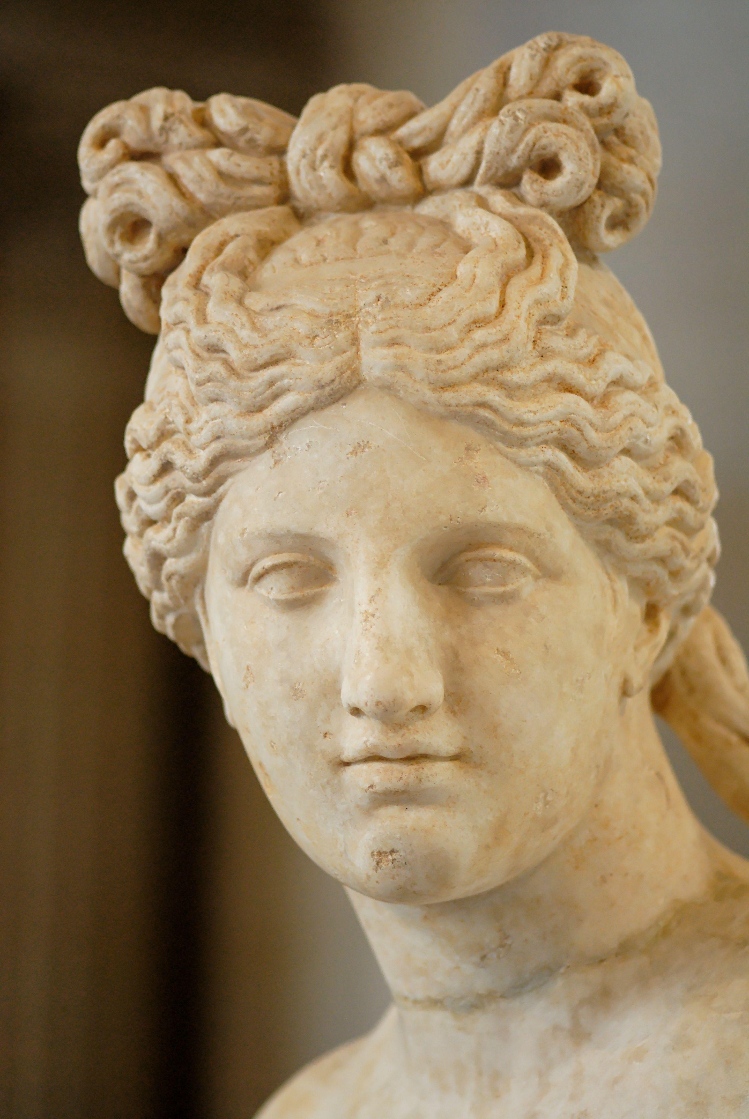 Capitoline Venus front face