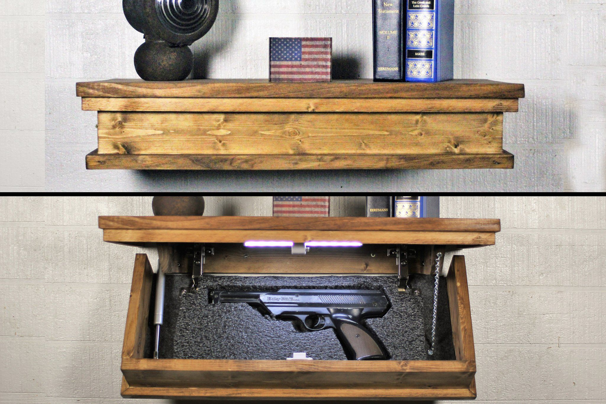 Pin on concealment furniture