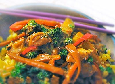 Peanut Stir Fry Sauce Recipe, as good as noodle box?