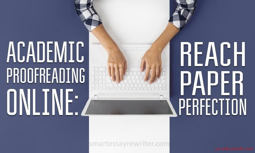 second hand/new editing and proofreading services in 2020