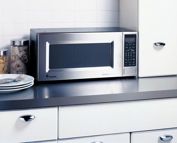 Practical And Beautiful Design Microwave Sleek Kitchen