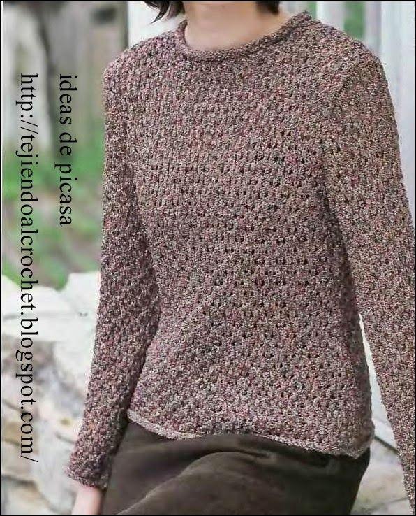 Tejidos a dos agujas tricot patrones graficos todo - Patrones jerseys de punto hechos a mano ...