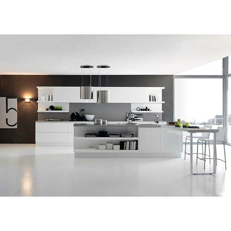 Modern Straight Elegant Warm White High Gloss Lacquer Doors Kitchen Cabinet Aliexpress In 2020 Kichen Cabinet Design Kitchen Cabinet Doors Kitchen Cabinet Accessories