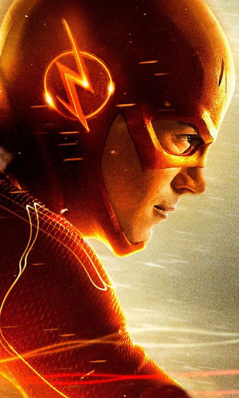 The Flash Tv Series Wallpaper Hd With Images Flash Wallpaper