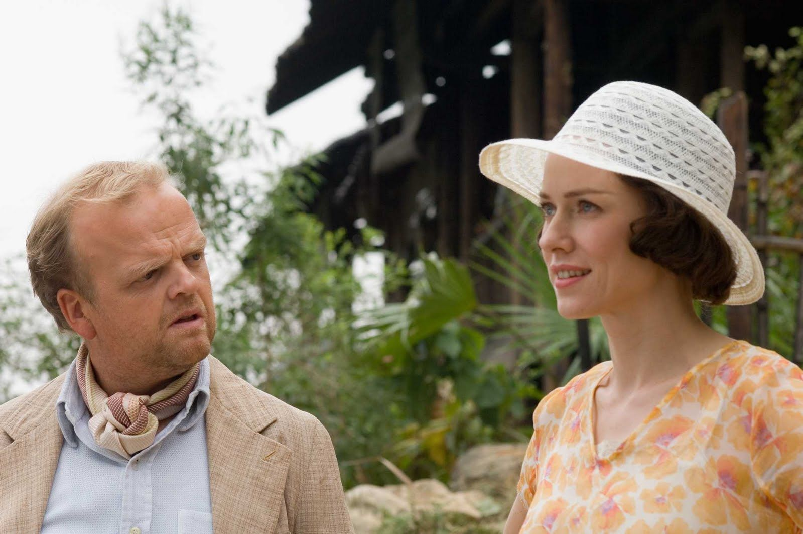The Painted Veil 2006 Toby Jones And Naomi Watts The Painted Veil Movie Stars Golden Age Of Hollywood