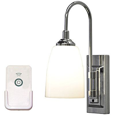 Led Wireless Wall Sconce With Remote Wireless Wall Sconce